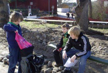 Fredrik, Fix och Ville